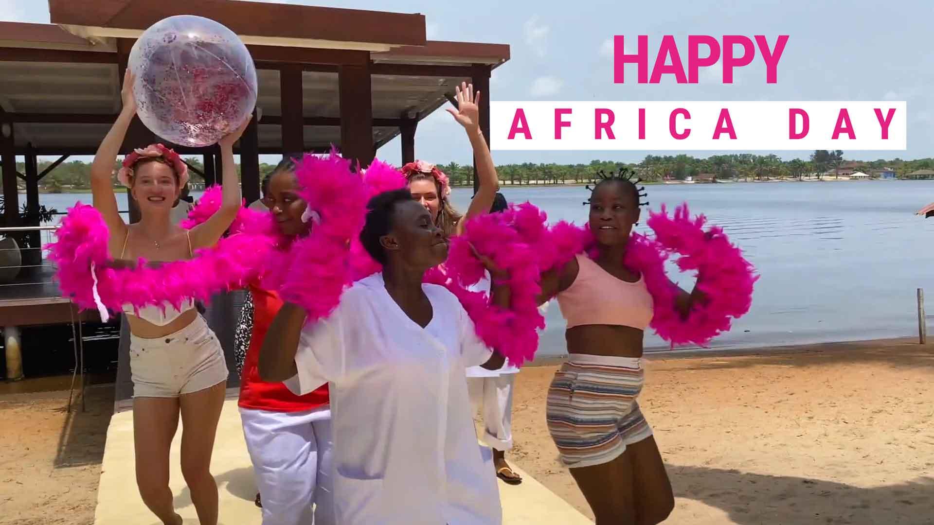 Journée mondiale de l'Afrique 2021